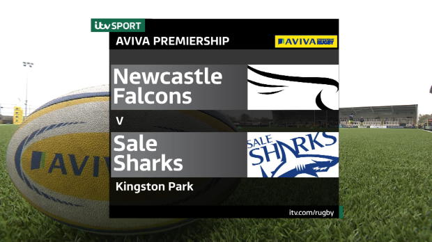 Aviva Premiership - Match Highlights - Newcastle Falcons v Sale Sharks