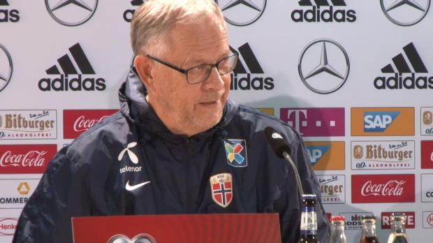 """WM-Quali: Lagerbaeck nach 0:6: """"Lektion erteilt"""""""