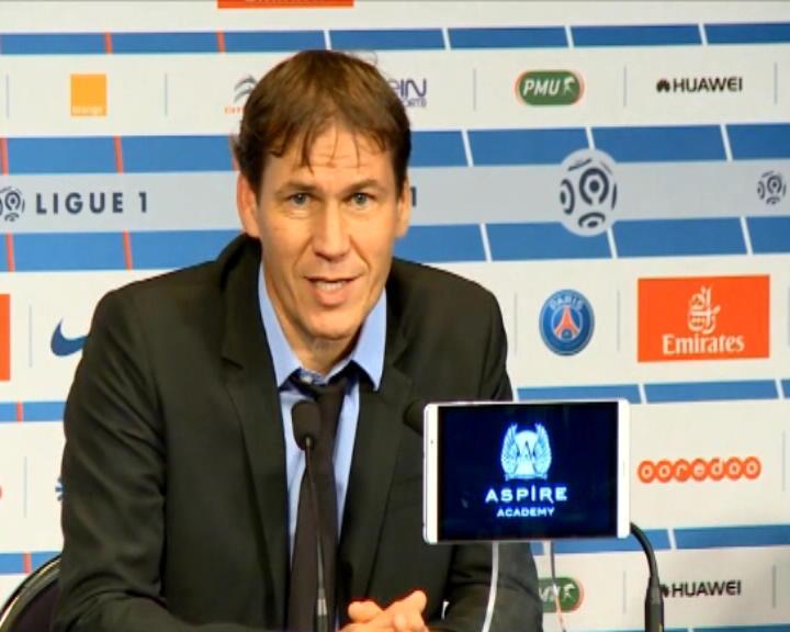 كرة قدم: الدوري الفرنسي: التعادل في بي أس جي تحقق لغارسيا