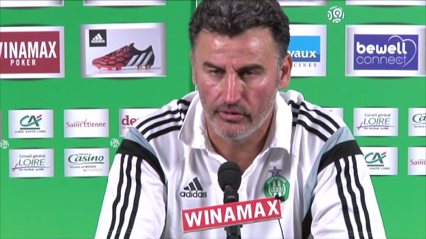 "Foot : ASSE - Galtier : ""On y a toujours cru"""