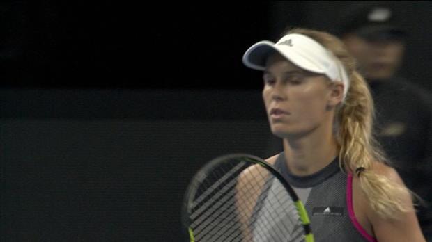 : Pékin - Wozniacki écarte Pavlyuchenkova