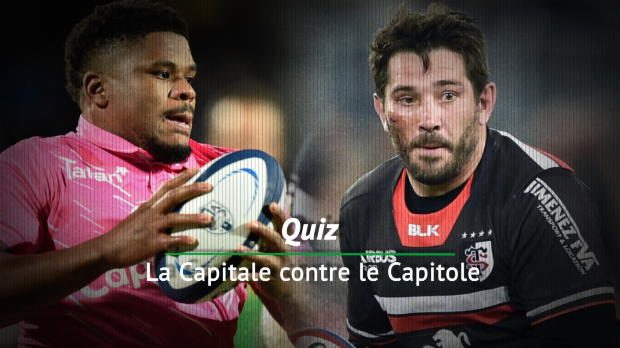 Top 14 - Quiz : La Capitale contre le Capitole