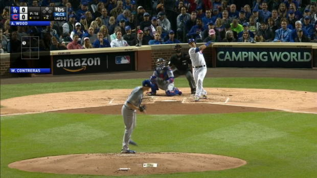 Cubs homers force Game 5