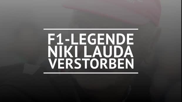 Im Alter von 70 Jahren! Niki Lauda ist verstoben