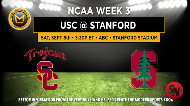 USC at Stanford