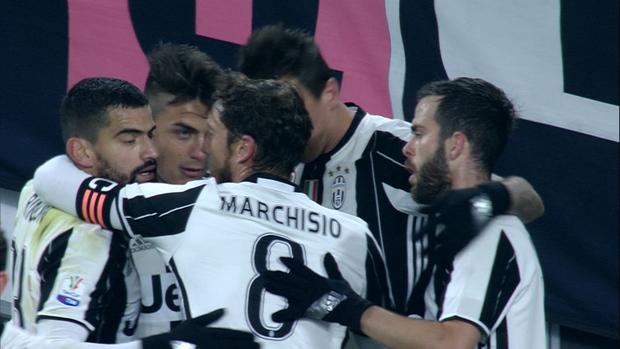 Juventus 3-2 Atalanta, TIM Cup 2016/17