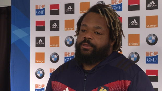 XV de France - Bastareaud - 'Affronter les All Blacks, c'est mythique'