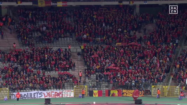 Belgien - Griechenland