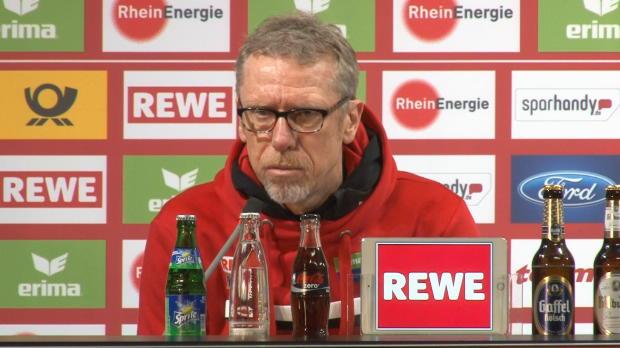 """Stöger: Gerhardt? """"Spielt jede Woche, wenn..."""""""