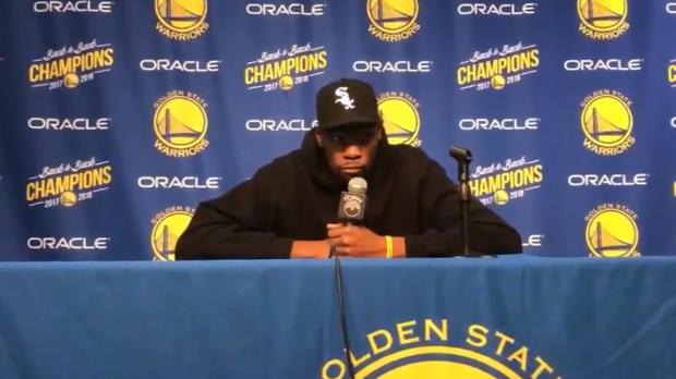 Basket : Warriors - Kevin Durant tacle les journalistes en conférence de presse