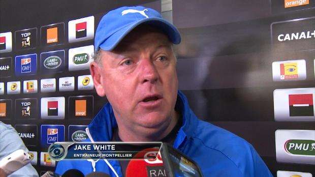 Top 14 - Demies : White : 'Peut:�tre la saison prochaine...'