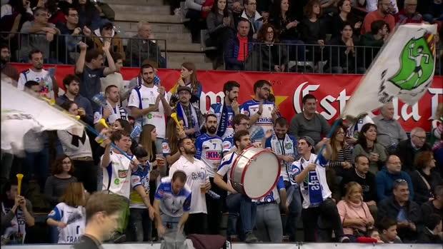 EHF Cup: Granollers - Kiel | DAZN Highlights