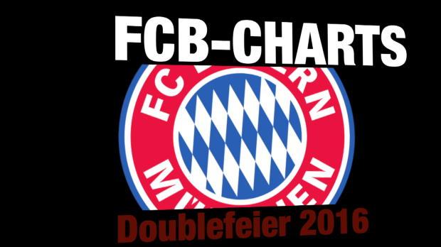 Top5: Die Bayern-Charts der Doublefeier