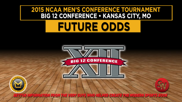 Big 12 Confrence Tournament Futures