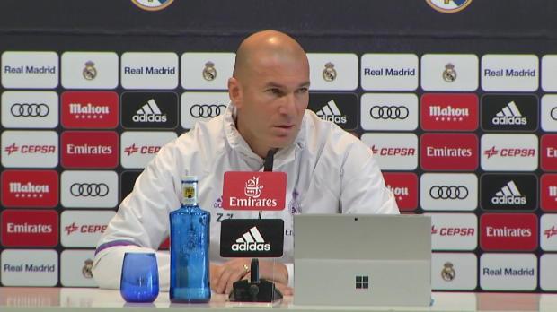 Copa del Rey: Zidane-Rätsel zu Ronaldo-Einsatz