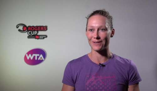 Stosur Interview: WTA Montreal 1R
