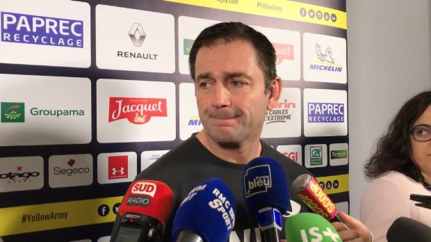 Top 14 - 16e j. : Azéma : ''Montpellier a eu une poule relevée en Champions Cup''