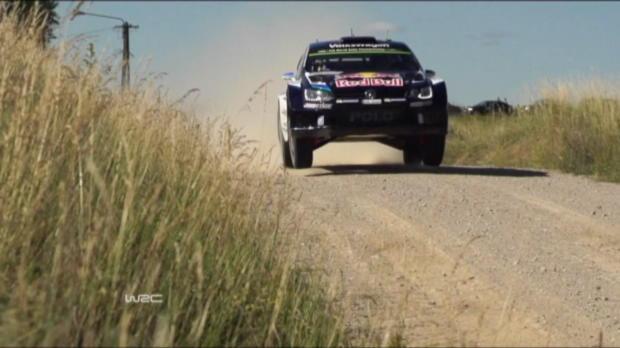 WRC: Ogier auch in Polen nicht zu stoppen