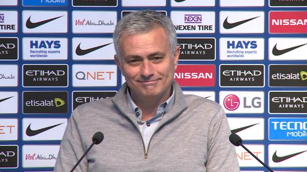 """Mourinho: Personalmangel? """"Bin gut im Training"""""""