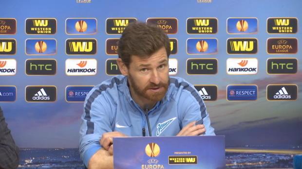 """Andre Villas-Boas: """"Sehr schwer, hier zu spielen"""""""