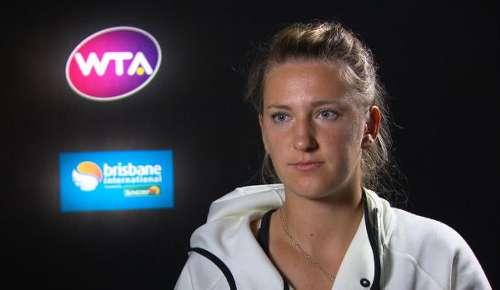 Azarenka Interview: WTA Brisbane 2R