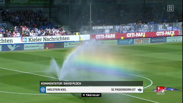 2. Bundesliga: Kiel - Paderborn V2 | DAZN Highlights