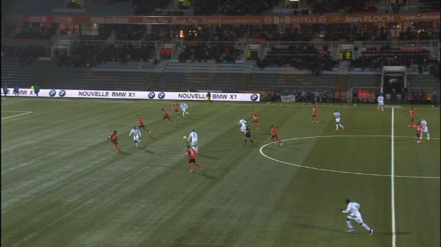 Ligue 1 Round 25: Lorient 1-1 Montpellier