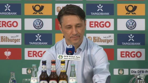 """Kovacs Ansage an Kritiker: """"Wir sind Eintracht"""""""