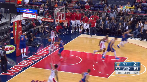 Dunk Of The Night: John Wall