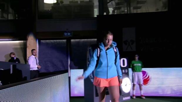 WTA Biel-Bienne: Kontaveit - Sasnovich