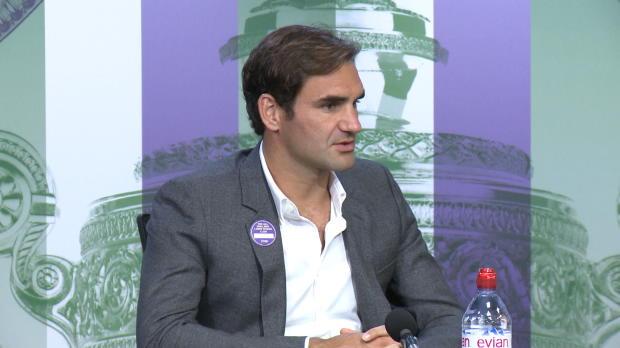 """Basket : Wimbledon - Federer - """"C'est la priorité sur le calendrier"""""""