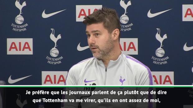 Transferts - Pochettino - 'Qu'on m'annonce au Real ne m'ennuie pas'