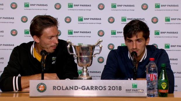 : Roland-Garros - Herbert - 'Gagner à la maison, il n'y a pas mieux'