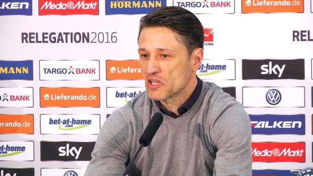 "Kovac: ""Ziehe mit Seferovic in den Krieg"""