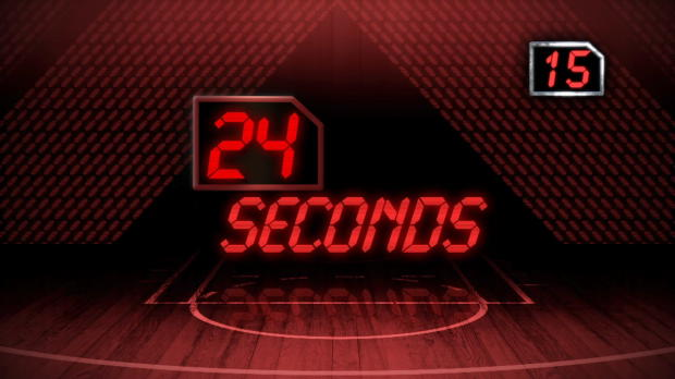 24 Seconds: Steph Curry