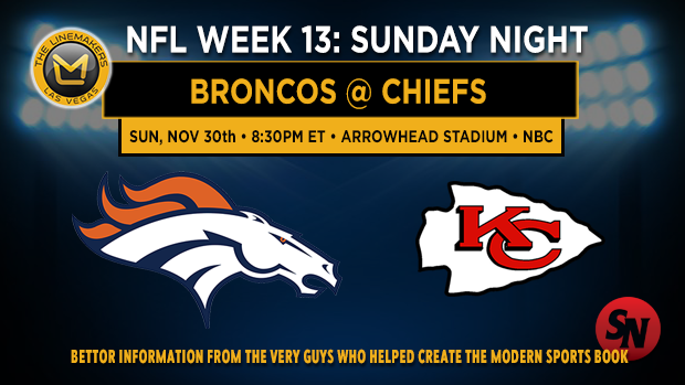 Denver Broncos @ Kansas City Chiefs