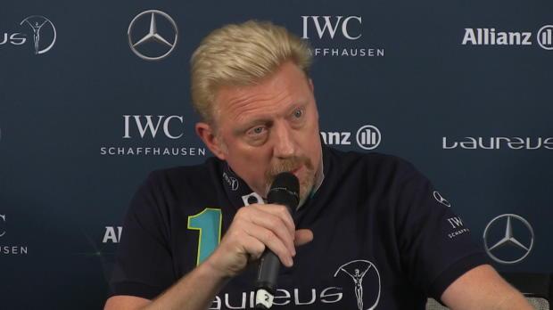 """Boris Becker: """"Sharapova merece una segunda oportunidad"""""""