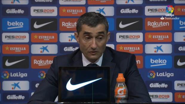 Nach Lenglet-Platzverweis: Das denkt Valverde