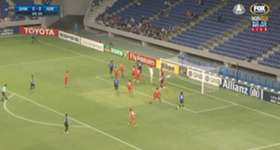Adelaide United produced a stunning comeback to salvage a draw with Gamba Osaka in their ACL clash in Japan on Tuesday night.