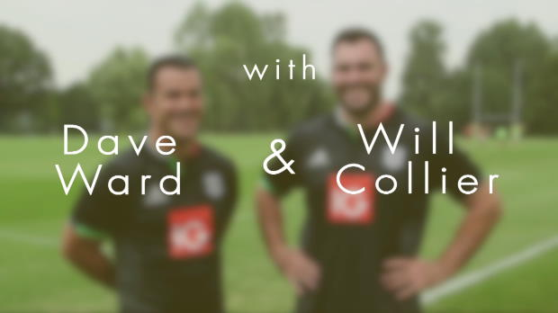 Aviva Premiership - Crabbie's London Double Header Lookalikes with Harlequins' Dave Ward & Will Collier