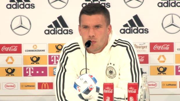 Süper Lig: Wechsel? Das hat Podolski vor