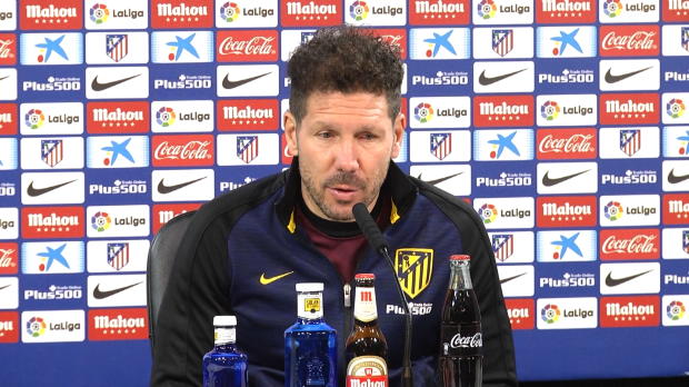 "Simeone: ""Atletico steht immer unter Druck"""