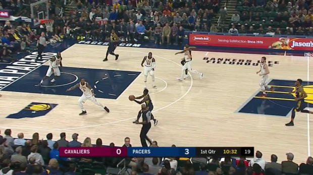 WSC: Victor Oladipo (33 points) Highlights vs. Cleveland Cavaliers