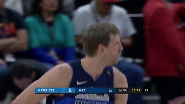 WSC: J.J. Barea (17 points) Highlights vs. Utah Jazz
