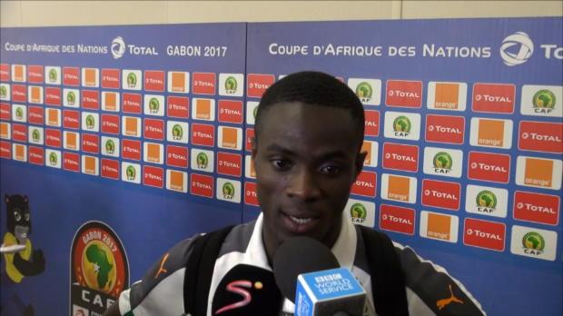 """Afrika Cup: Bailly nach Ivorer-Aus: """"Bitter!"""""""