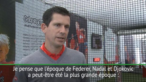 Interview - Henman voit Nadal dépasser Federer