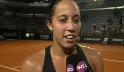 Keys Interview: WTA Rome 2R