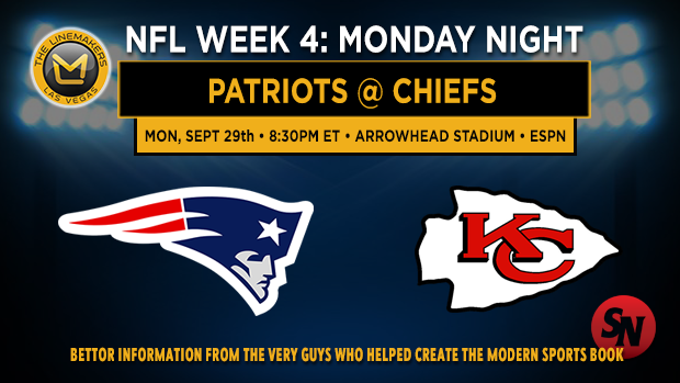 New England Patriots @ Kansas City Chiefs