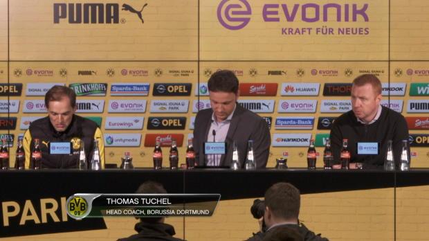 """Tuchel: Ingolstadt? """"Nicht unser bestes Spiel"""""""
