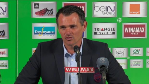 Foot : Girondins - Sagnol se satisfait du match nul